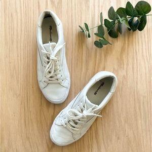 MADEWELL Sidewalk Low-Top Sneakers Leather 9.5